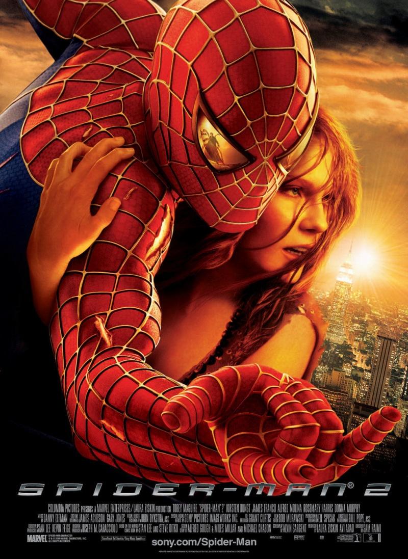 Человек-паук (2 2) смотреть онлайн бесплатно (2 часа